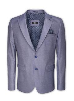 Wam Denim Jacket  70008 Off White Blue