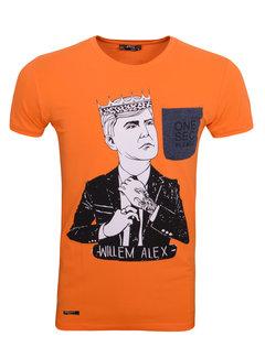 Arya Boy T-Shirt  89124 Orange