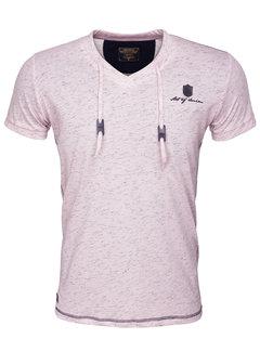 Wam Denim T-shirt 79284 Pink