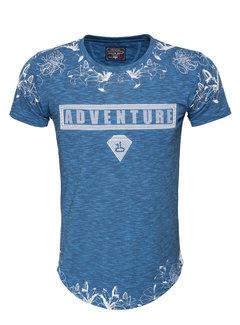 Arya Boy T-Shirt  89281 Petrol