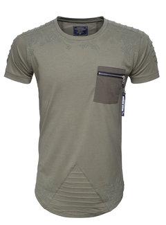 Wam Denim T-Shirt  79389 Khaki