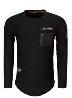 Wam Denim Sweater 76173 Black