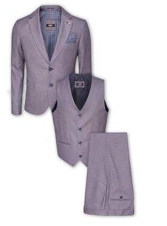 Wam Denim Suit 70008 Dark Red