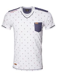 Wam Denim T-Shirt  79337 White