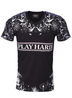 Wam Denim T-Shirt  79336 Black