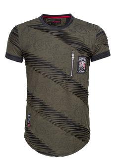 Wam Denim T-Shirt  79405 Green