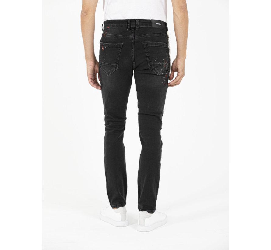 Jeans Leal Black
