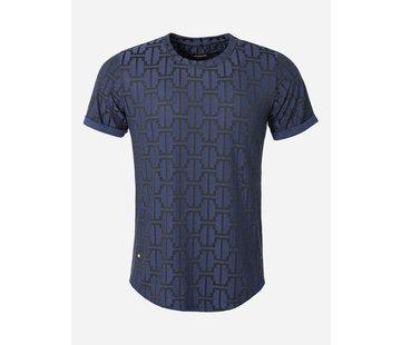 Wam Denim T-Shirt  Baltimore Navy
