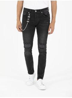 Arya Boy Jeans Leal Black