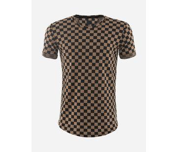Arya Boy T-Shirt Volketswil Brown