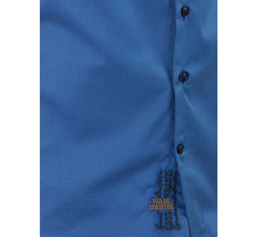 Shirt Long Sleeve Beaufort Royal Blue