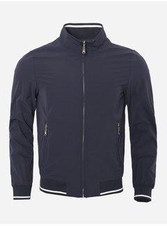Wam Denim Summer jacket ZMG 8161 blue