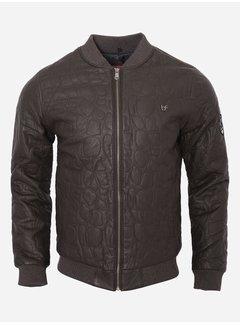Wam Denim Summer Jacket 91003 Brown