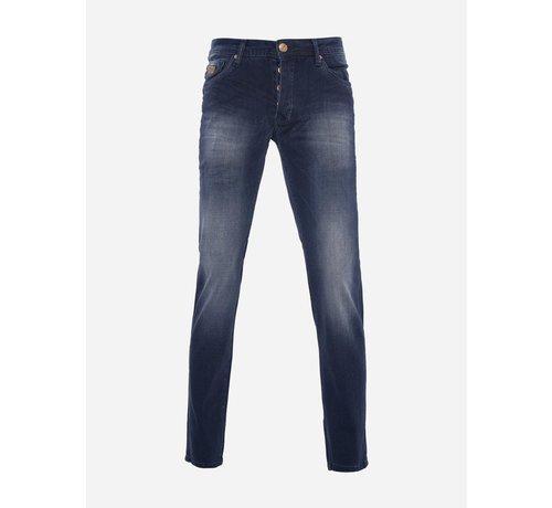 Wam Denim Jeans 92143 Dark Blue