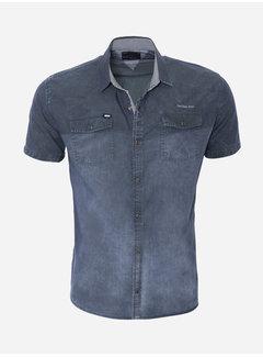 Arya Boy Shirt Short Leeve 13Y521 Green