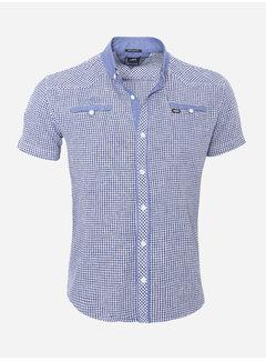 Arya Boy Shirt Short Sleeve  13Y547 Navy