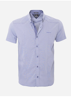 Arya Boy Shirt Short Sleeve   13Y858 Blue