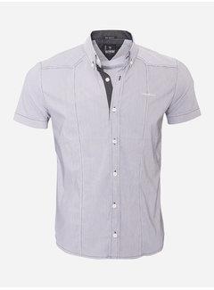 Arya Boy Shirt Short Sleeve   13Y858 White