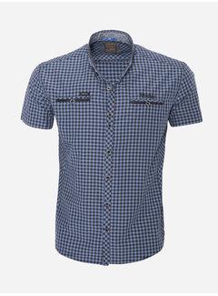 Arya Boy Shirt Short Sleeve 15Y7523 Navy