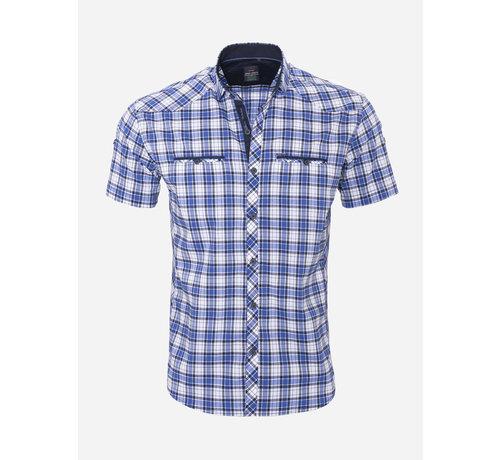 Arya Boy Overhemd Korte Mouw 18Y8533 Wit