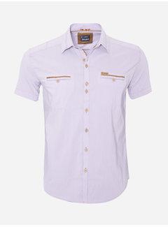 Arya Boy Shirt Short Sleeve 14Y6417 Brown
