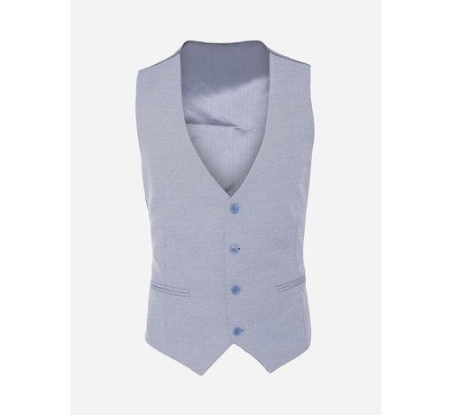 Wam Denim Gilet 70028 Ferrara Blue