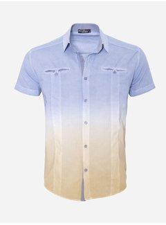 Arya Boy Shirt Short Sleeve  13Y546 Navy