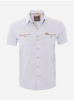 Arya Boy Shirt Short Sleeve  14Y6417 White
