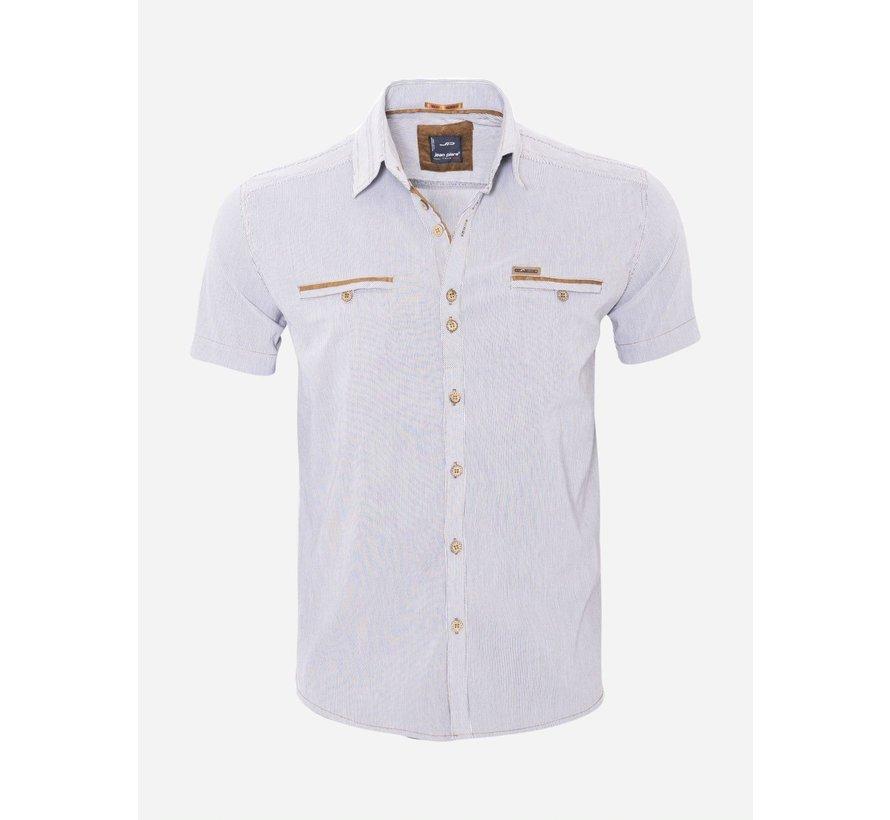 Overhemd Korte Mouw  14Y6417 White