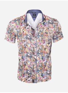 Arya Boy Shirt Short Sleeve  14Y6484 Green