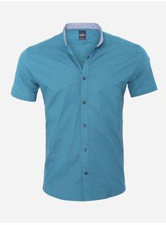 Arya Boy Shirt Short Sleeve 18Y8501-Bat Petrol