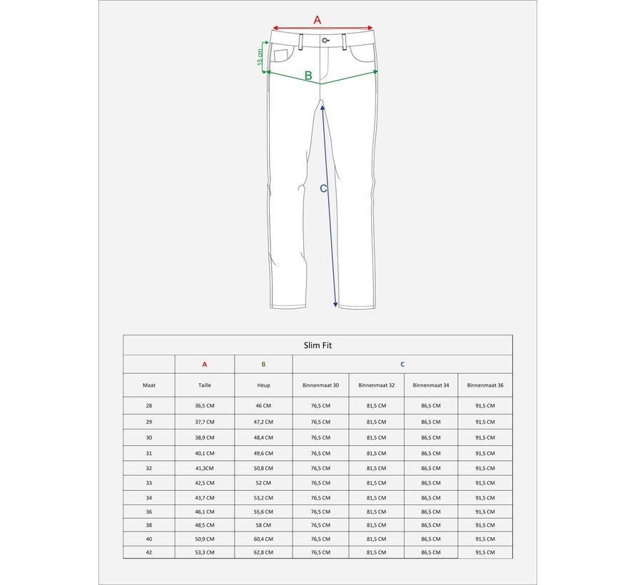 Jeans 72152 Light Navy L34
