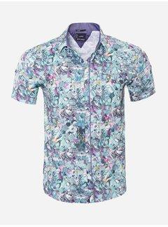 Arya Boy Shirt Short Sleeve  14Y6484 Yellow