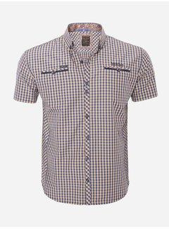 Arya Boy Shirt Short Sleeve  15Y7523 Yellow