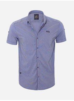 Arya Boy Shirt Short Sleeve   17Y1433 Dark Navy