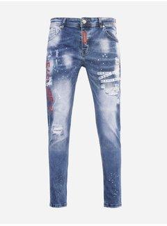 MARIO MARA Jeans 1864 Blue