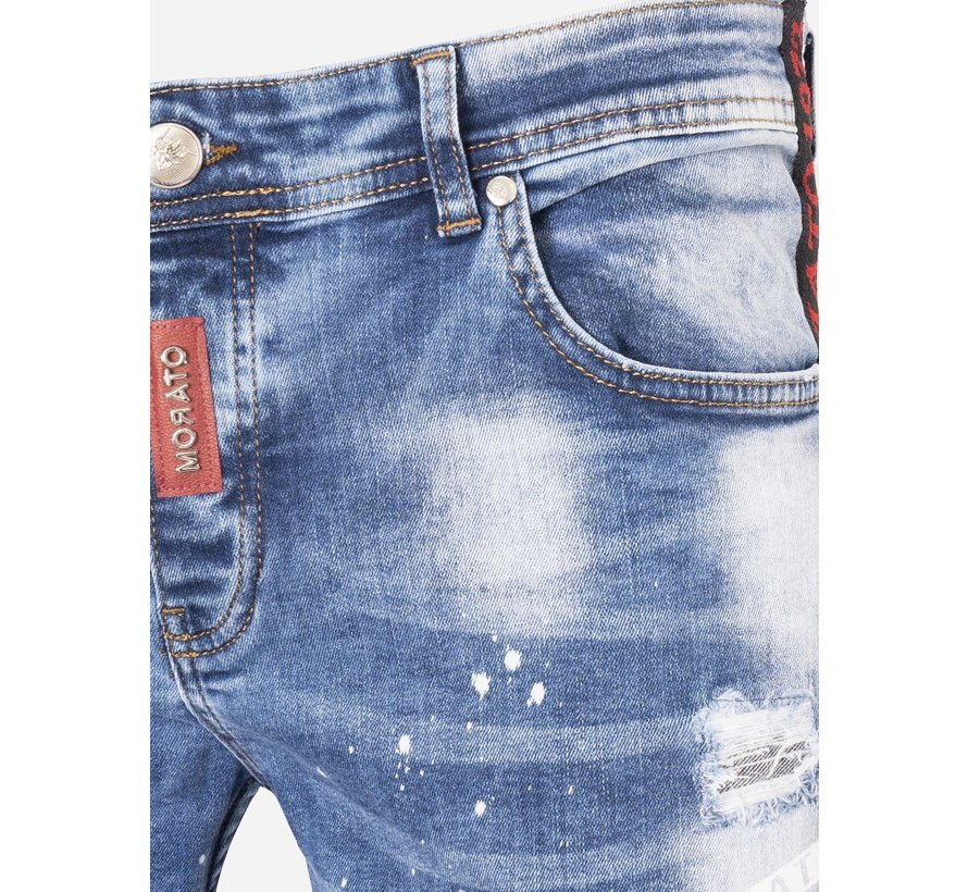 Jeans 1864 Blue