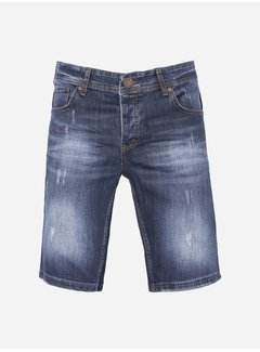 Wam Denim Shorts 3145 Dark Navy