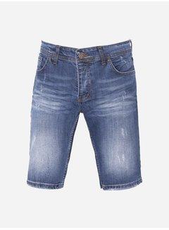 Wam Denim Shorts 3145 Navy