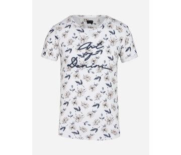 Wam Denim T-Shirt Goa White