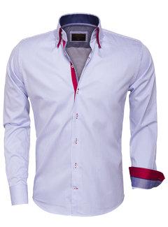 Wam Denim Shirt Long Sleeve  75395 Blue