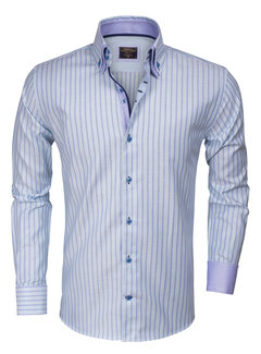 Wam Denim Shirt Langs Leeve 75275 Mentol