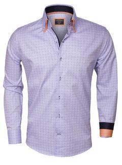 Wam Denim Shirt Long Sleeve  75302 Blue