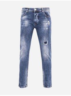 Wam Denim Jeans HKN-A35-D Blue