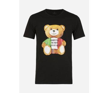 Arya Boy T-Shirt Huntsville Black