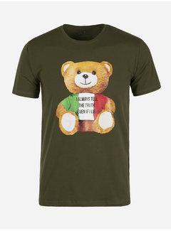 Arya Boy T-Shirt Huntsville Khaki