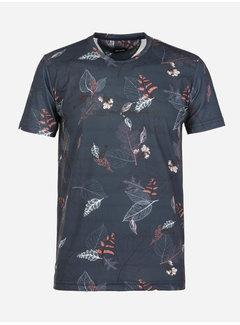 Wam Denim T-Shirt Glendale Navy