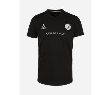 Arya Boy T-Shirt Emmen Black