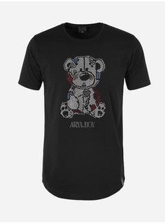 Arya Boy T-Shirt 89324 Black