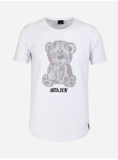 Arya Boy T-Shirt 89324 White
